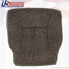 2001 2002 Dodge Ram 1500 2500 3500 SLT Driver Bottom Cloth Seat Cover