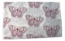 10 Yard Butterfly Hand Made Block Print Fabric Beautiful 100% Cotton Fabric Art