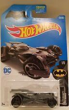 2016 Hot Wheels BatMobile Grey body #237/365 1/5 series