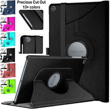 """360 Folding Leather Rotate Case Cover For Samsung Tab A7 (10.4"""") SM: T500/T505"""