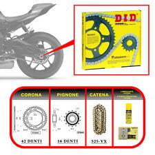 KIT TRASMISSIONE (Transmission Kit) DID - HONDA CBR 600 RR (2003-2004-2005-2006)