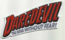"Marvel DAREDEVIL LOGO ""Cloth Patch"" NEW"
