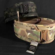 "Iron Operator / A&A Tactical, LLC 4"" Weightlifting Belt w/ AustriAlpin Cobra"
