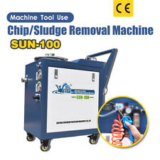 SUN-100 Machine Tool Use Chip/Sludge Removal Machine