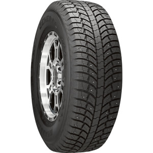1 USED 265/65R17  GENERAL GRABBER ARCTIC STUDDED TIRE 29333