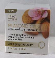 Dead Sea Collection Vitamin C Anti-Aging Day Cream w/ Minerals - 1.69 oz. - New