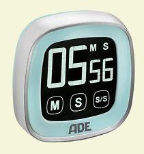 ADE TD 1300 Digitaler Küchen-Timer Touch-Screen Stoppuhr Eier-Uhr Kurzzeitmesser