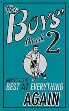 The Boys' Book 2: How to be the Best at Everything Again by Martin Oliver (Hard…