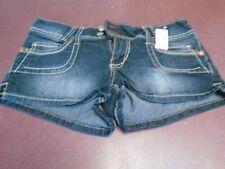new w/tag ANGELS brand ladies jean shorts junior size 11