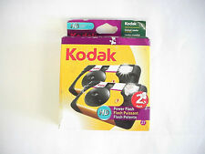 Vintage KODAK HD Flash One Time Use Camera 27 exp. (2 pack)