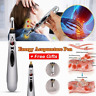 Massage Pain Relief Energy Electronic Therapy Zen Pen Acupuncture Meridian Body