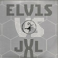 CD SINGLE 2 TITRES--ELVIS VS JXL--ELVIS VS JXL--2002