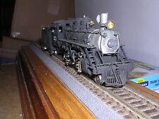 """Brass Pfm A.& L.M. 4-6-0 Steam Loco #23 Custom Ptd.Private Road """"H.O.Gauge"""""""