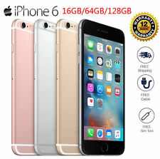 """Apple Phone 7 Plus/7/6S/6 128GB 5.5"""" Retina Display AT&T ONLY Smartphone TOP"""