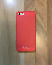 HAPPYMORI iPhone Case for Apple iPhone SE / iPhone 5S Orange