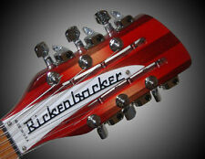 Rickenbacker 360 12 String Full Colour Poster