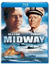 Midway [New Blu-ray] Snap Case