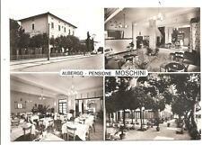 MONTECATINI TERME  -  ALBERGO - PENSIONE MOSCHINI