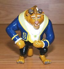 """Walt Disney """"Beast"""" From Beauty & the Beast 3"""" Inches Tall Pvc Figurine Toy!"""