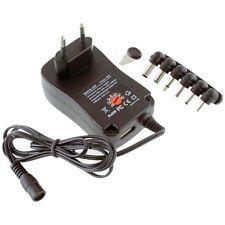 Alimentatore AC Universale 30W Regolabile per Notebook con Connettore USB