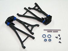 NEW TRAXXAS REVO 3.3 Arms & Hubs Front Set +Hinge Pins & Bearings RR2