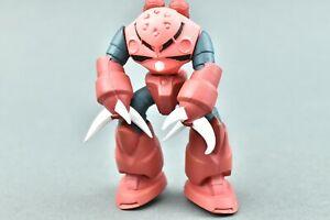 "Mobile Suit Gundam MSM-07S PVC 3"" Gashapon Bandai"