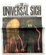 RADIOHEAD Universal Sigh Promo Newspaper 12 pages King of Limbs MINT