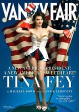 Tina Fey Vanity Fair Cover Poster 24 X 36