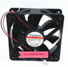 Sunon Cooling Fan MEC0381V1-000C-A99 DC 12V 833mA 10W 120X120x38mm Z88