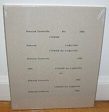 NEW Sealed Deborah Turbeville Comme Des Garcons 1981 Slipcase Limited ED Fashion