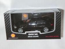 CMC Toy BMW M6 Gran Coupe ca. 1:43 in schwarz  Neu und OVP  siehe Fotos