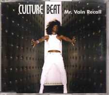 Culture Beat - Mr. Vain Recall - CDM - 2003 - Eurodance 5TR Jackie Sangster