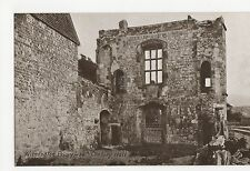 Sussex, Wilmington Priory, 14th Century Hall Postcard, A786