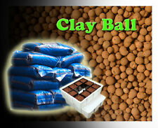 5bags:Top Quality Growlush brand hydroponics Grow Expanded Clay Ball x 50Lt/bag