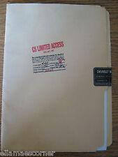 """1997 C5 Corvette Promotional """"Limited Access"""" Brochure"""