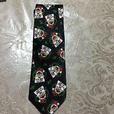 Christmas Tie Looney Tunes Xmas Funny
