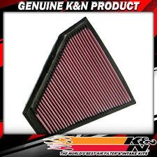 K&N Filters Fits 2006-2013 BMW 328i xDrive 328i 128i 328xi 330xi Air Filter