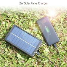 Solar Panel Battery Charger Power Bank for 2*18650 Battery Cell Phone Charging