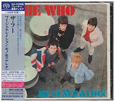 The Who , My Generation (SACD_Stereo/Mono_Reissue_Remastered_SHM)