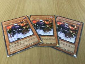 Yugioh Dekoichi The Battlechanted Locomotive Play Set Of 3 Mixed Set And Edition