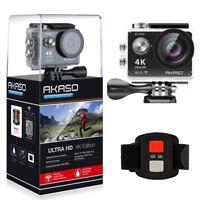 Akaso EK7000 Wifi 4K Action Sport Action Camera Ultra HD Camcorder Waterproof US