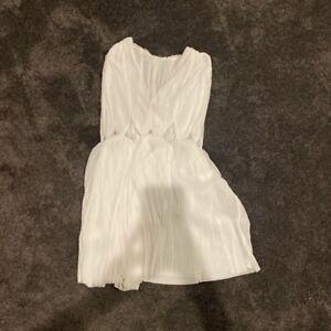 Bec And Bridge White Dress