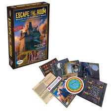 Thinkfun Escape The Room Game: Mystery at the Stargazer Manor NEW