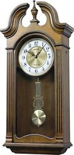 (New!) WSM TIARA II Chiming/Musical Wall Regulator Clock by Rhythm Clocks
