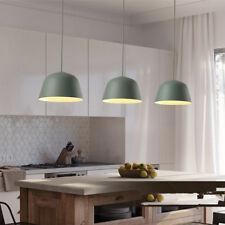 Green Pendant Light Room Chandelier Lighting Kitchen Lamp Modern Ceiling Lights