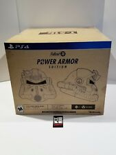 Fallout 76 Power Armor Collector's Edition for Sony PlayStation 4 PS4 New