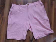 French Connection Men's Pink Chino Shorts-new style holiday sun sport
