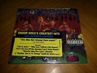 Snoop Dogg Doggy - Death Row's Greatest Hits [CD] PA Explicit Brand New & Sealed