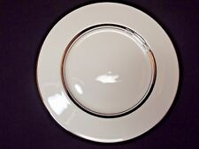 Vtg New Mikasa Narumi Japan Bennington Bone China Set of 4 Salad/Dessert Plates