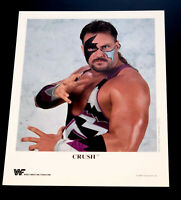 WWE CRUSH P-211 OFFICIAL LICENSED AUTHENTIC 8X10 PROMO PHOTO VERY RARE